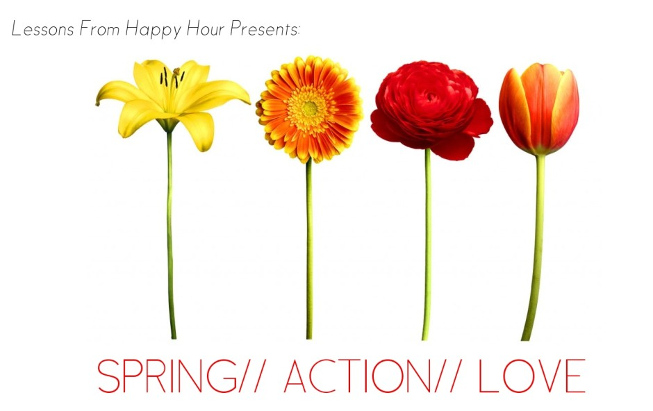 springactionlovemixtapecover