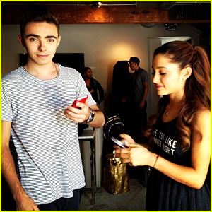 nathan-sykes-ariana-grande-film-music-video