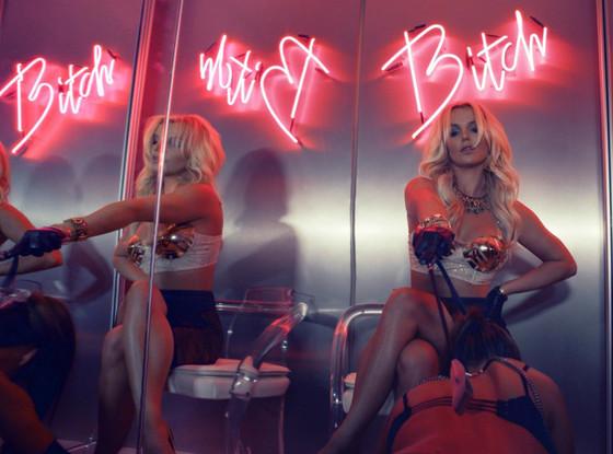 Britney work