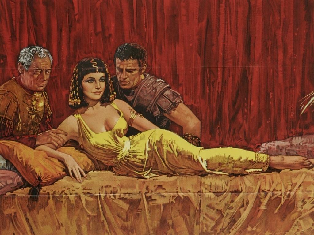 mark antony cleopatra relationship