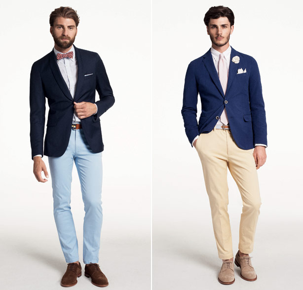 Wedding Time Fine: Gant Men's Spring/Summer '14