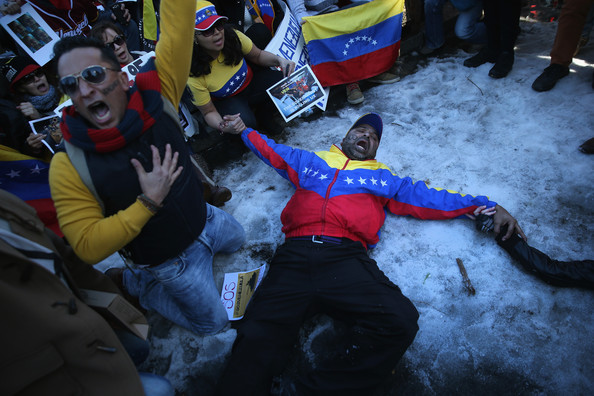 Venezuelan oppositon 4